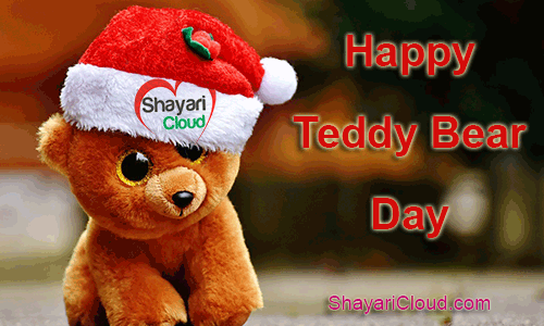 Happy Teddy Bear Day Shayari
