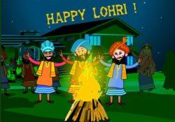 lohri folk song