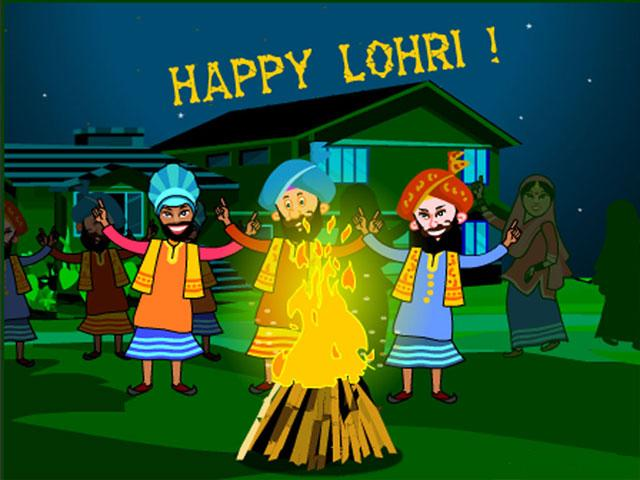lohri folk song