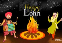 lohri wishes 2019