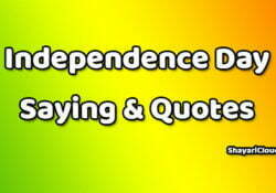 Independence Day Saying and Quotes