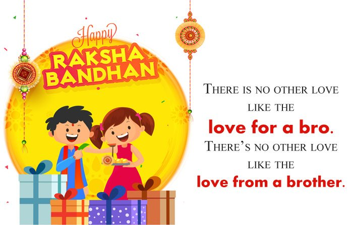 Raksha Bandhan Images To Brother