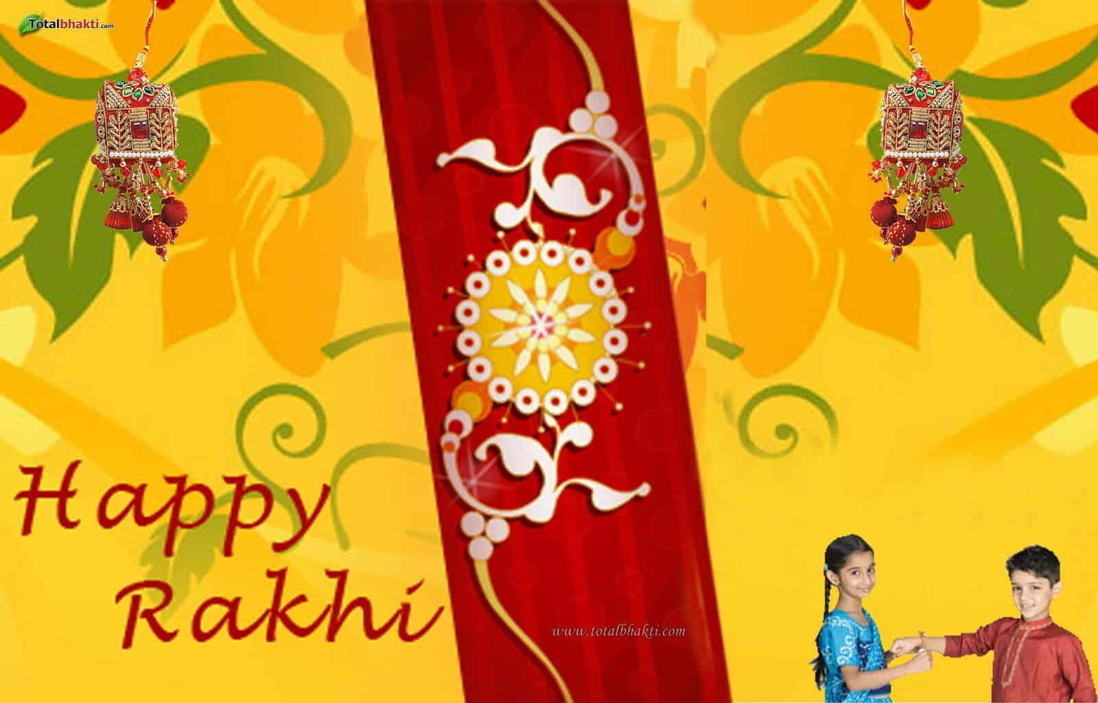 Raksha Bandhan Images To Brother