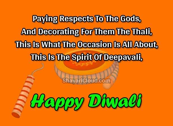 Diwali Shayari In English with images