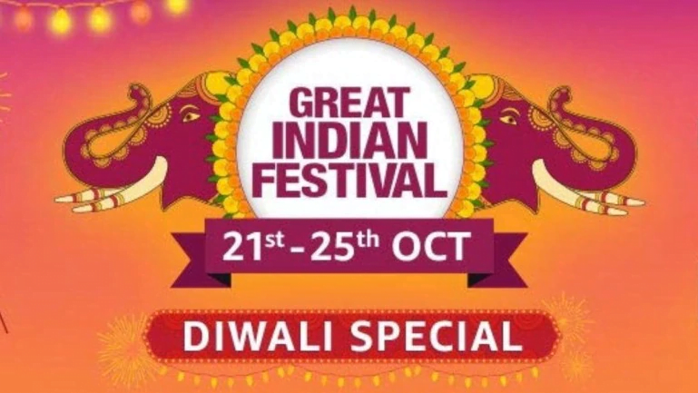 Great Indian Festival on Diwali
