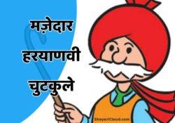 Haryanvi Jokes in Hindi