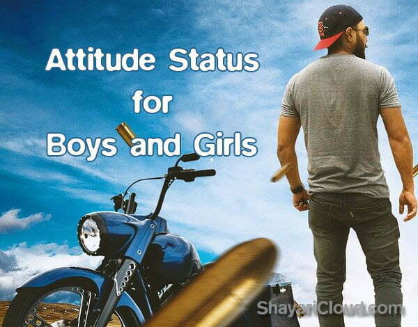 Attitude Status for boys and girls